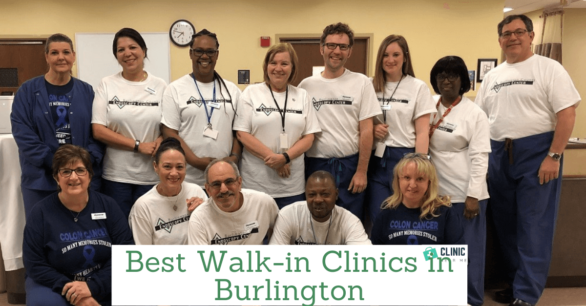 Walk in Clinic Burlington