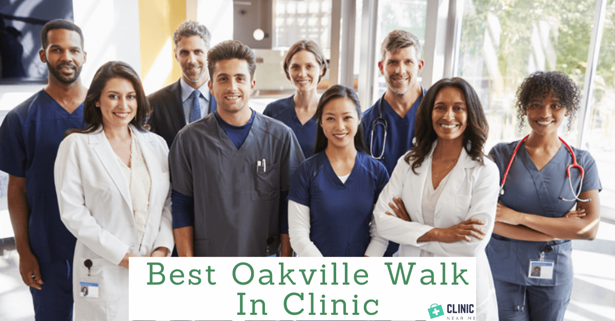 Oakville walk in clinic