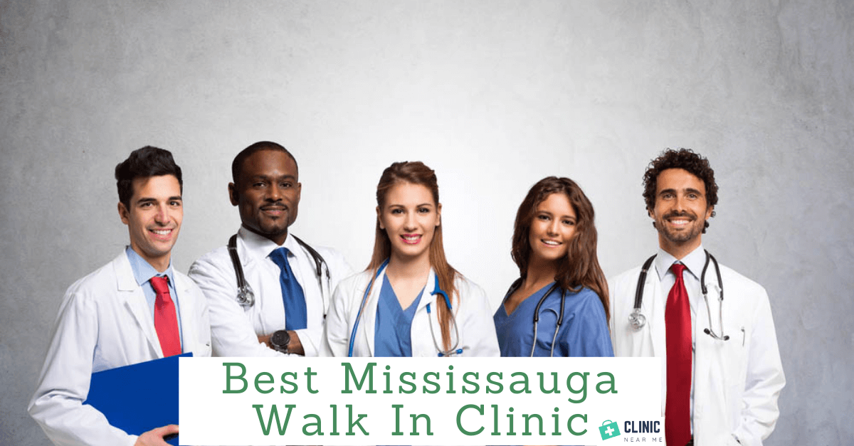 walk in clinic mississauga