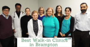 Walk in Clinic Brampton