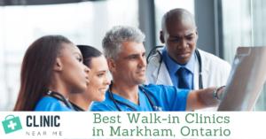 Walk in Clinic Markham