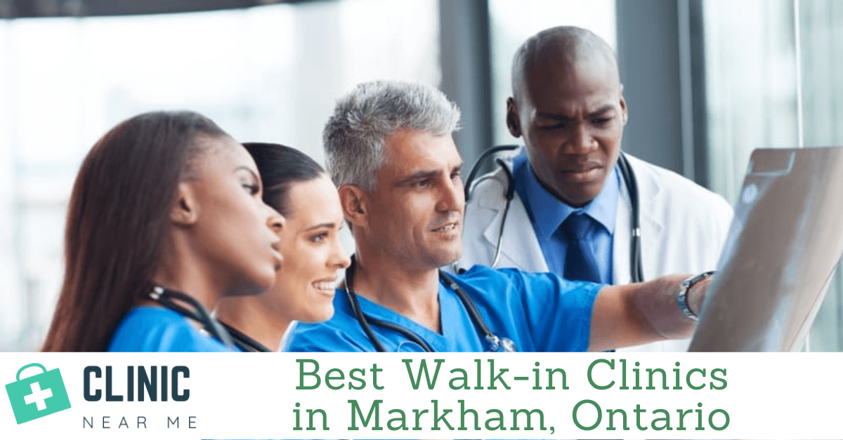 Walk in Clinic Markham