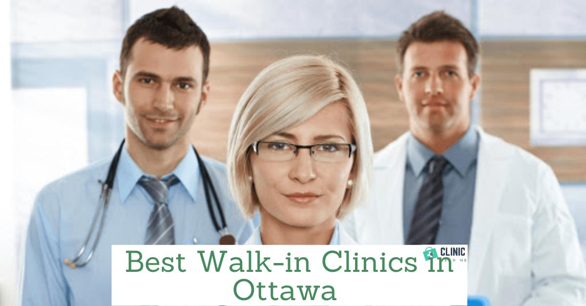 walk in clinic ottawa