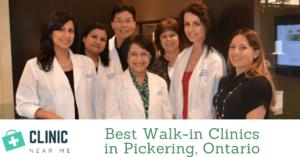 Walk in Clinic Pickering