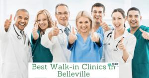 Walk in Clinic Belleville
