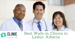 Walk in Clinic Leduc