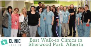 Best Walk in Clinic sherwood park