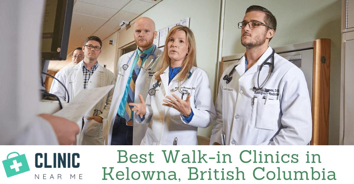 Walk-in Clinic Kelowna