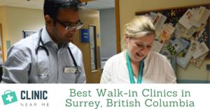 Walk-in Clinic Surrey