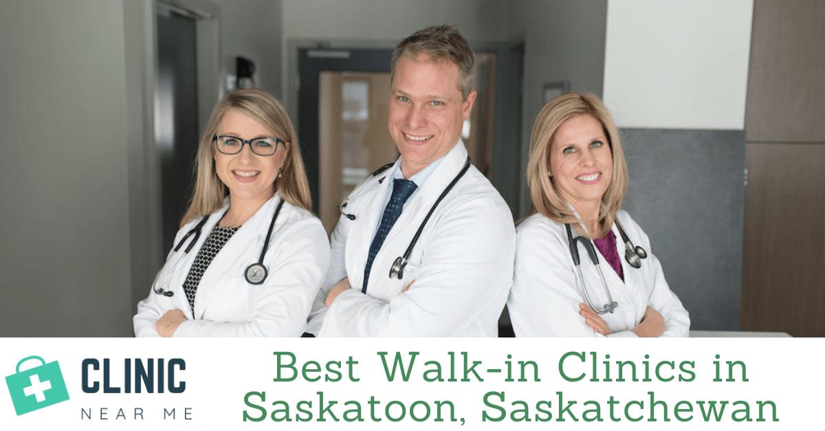 Walk in Clinic Saskatoon