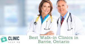 Best Walk in Clinic Barrie