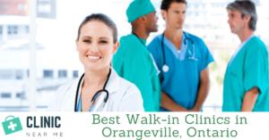 Walk-in Clinic Orangeville