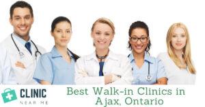 Walk in Clinic Ajax