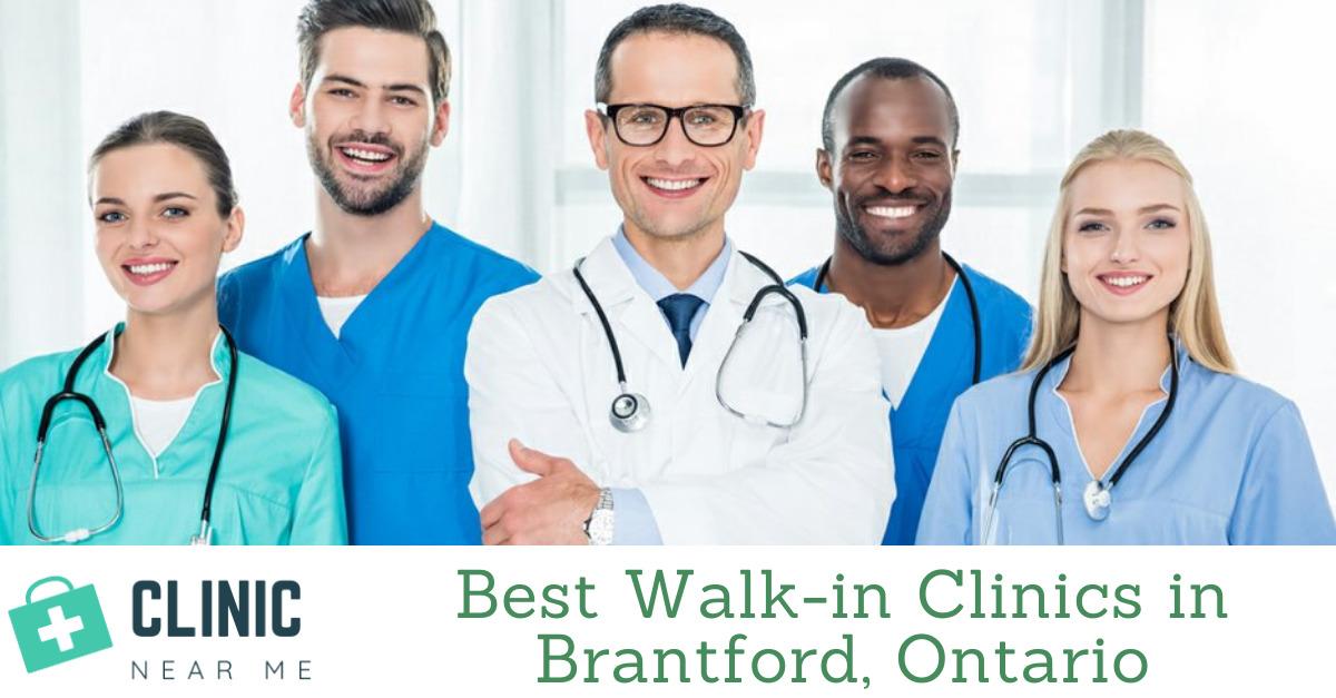 Walk in Clinic Brantford