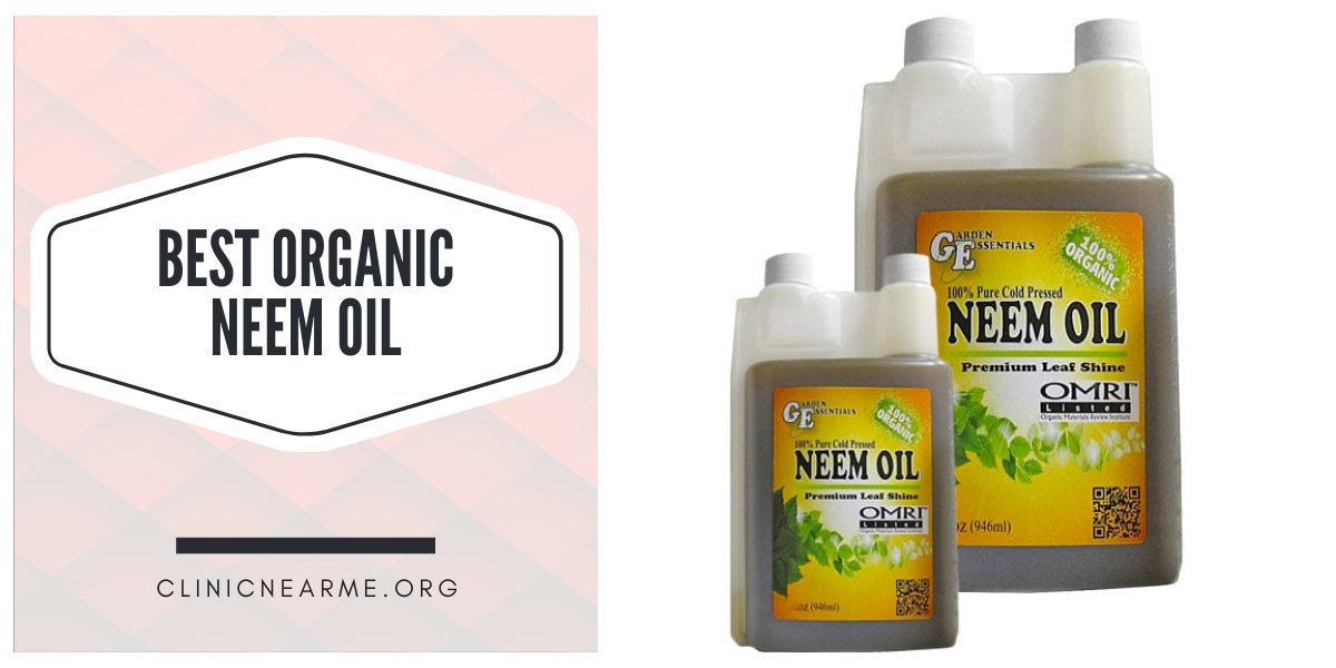 best organic neem oil