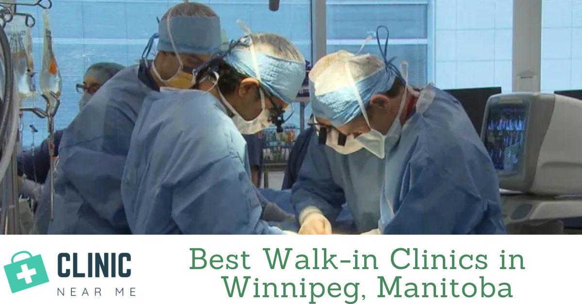 Walk in Clinic Winnipeg