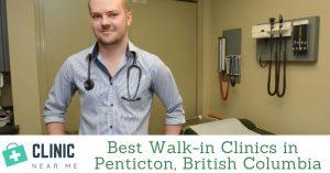 Walk in Clinic pentiction
