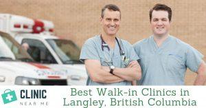 Walk in Clinic Langley