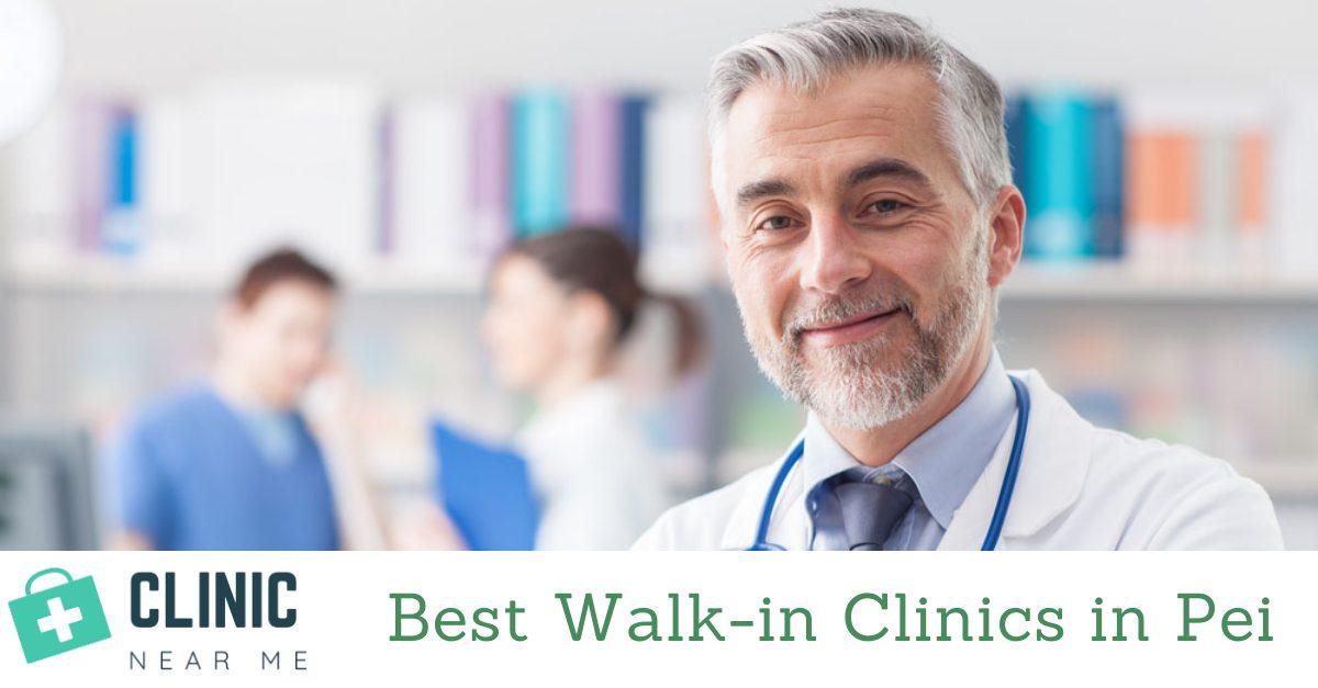 Walk in Clinic pei