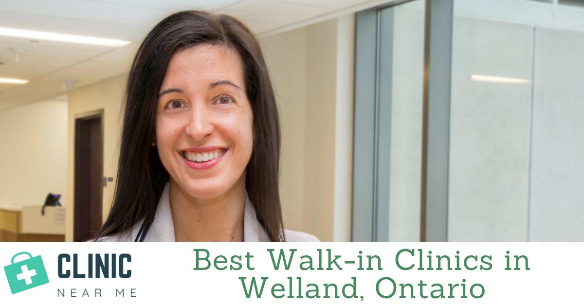 Walk in Clinic Welland