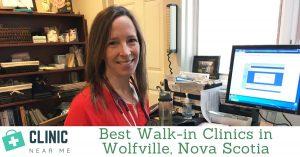 Walk in Clinic Wolfville