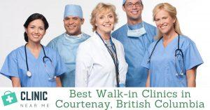 Walk in Clinic Courtenay
