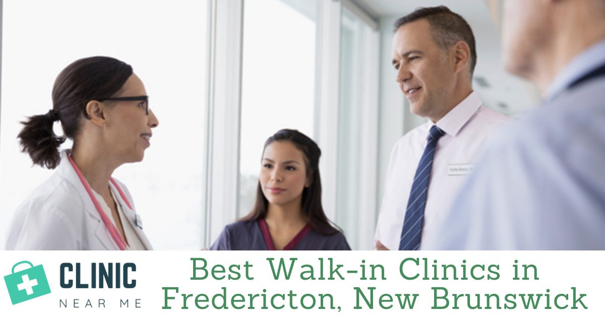 Walk in Clinic Fredericton