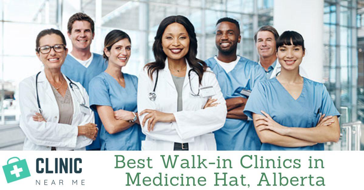 Walk in Clinic Medicine Hat