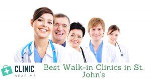 Walk in Clinic St. John's