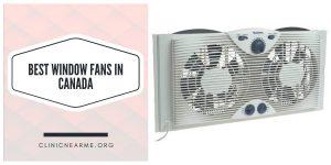 best window fans in canada